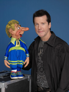 Jeff Dunham named this puppet Melvin. 'Nuff said.