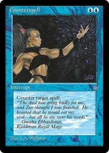 Ice Age Counterspell