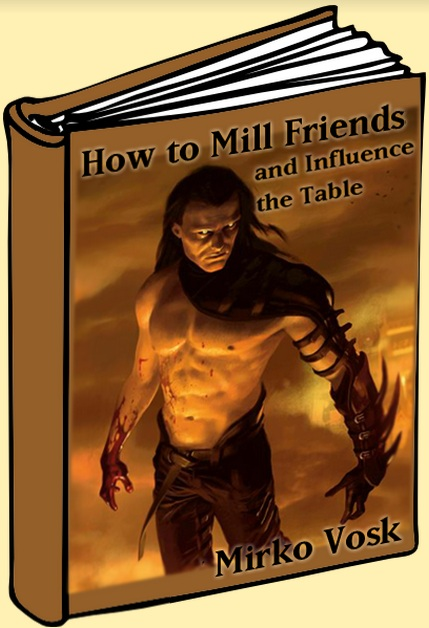 When the first print didn't sell, Mirko's publisher snuck  into each bookstore and moved them to Teen Romance.